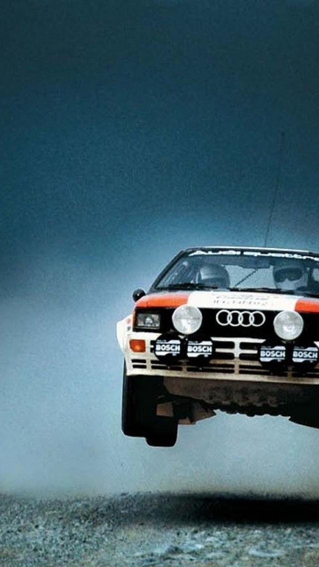 640x1136 Audi Quattro Rally Iphone 5 wallpaper 640x1136