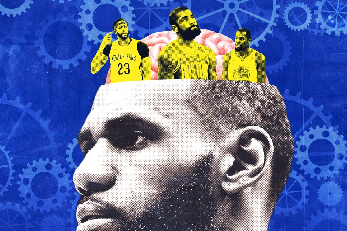 Psychoanalyzing LeBron Jamess All Star Selections   The Ringer 1200x800