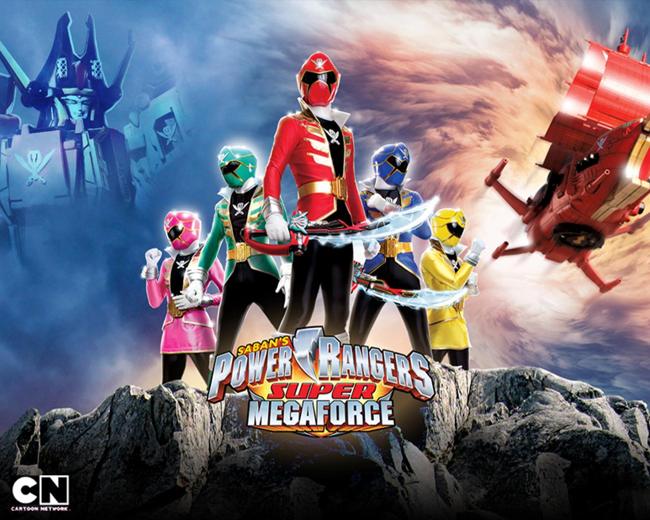 Mega powers wallpaper wallpapersafari - Moto power rangers megaforce ...