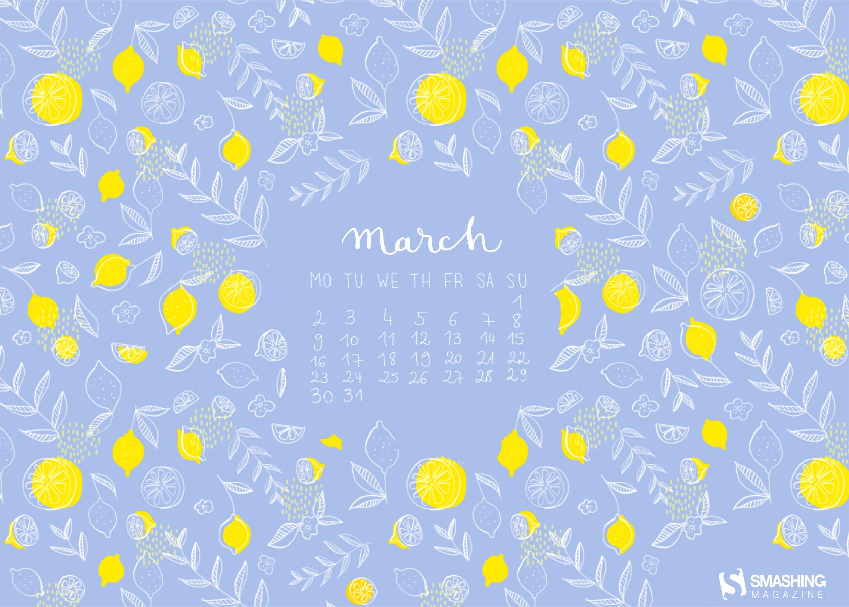 Desktop Wallpaper Calendars March 2015 Smashing Magazine 1680x1200