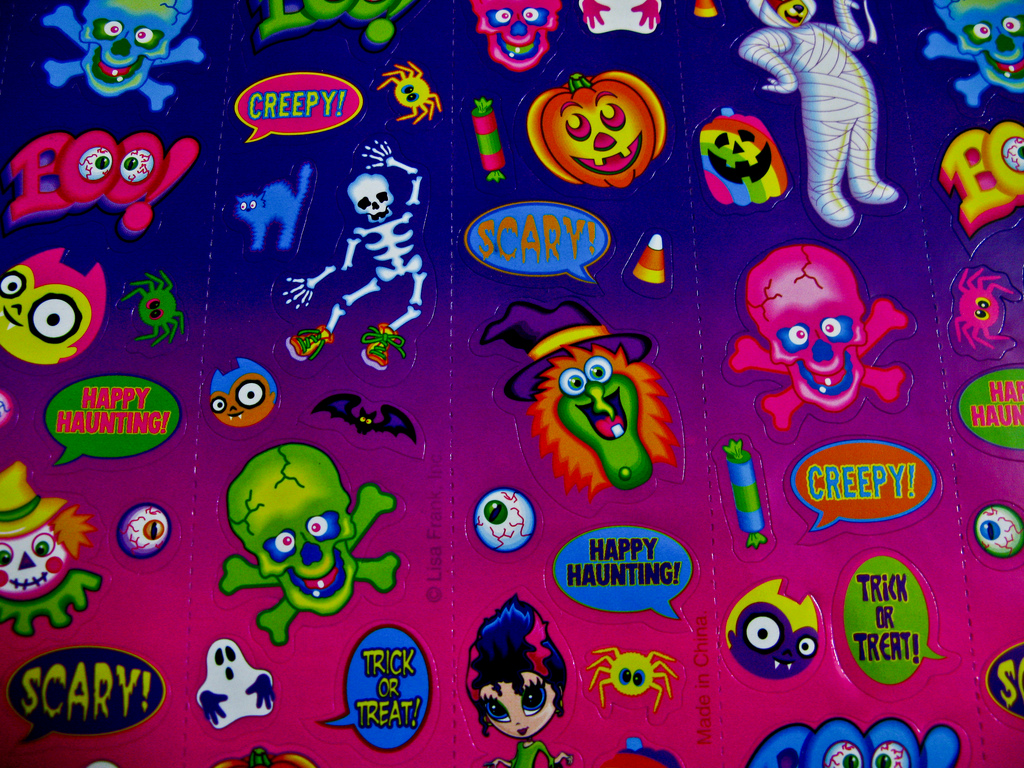 Lisa Frank Wallpaper 1024x768