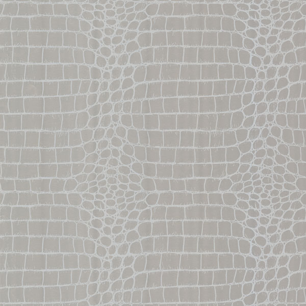 450 67379 Silver Crocodile   Croc   Beacon House Wallpaper 600x600