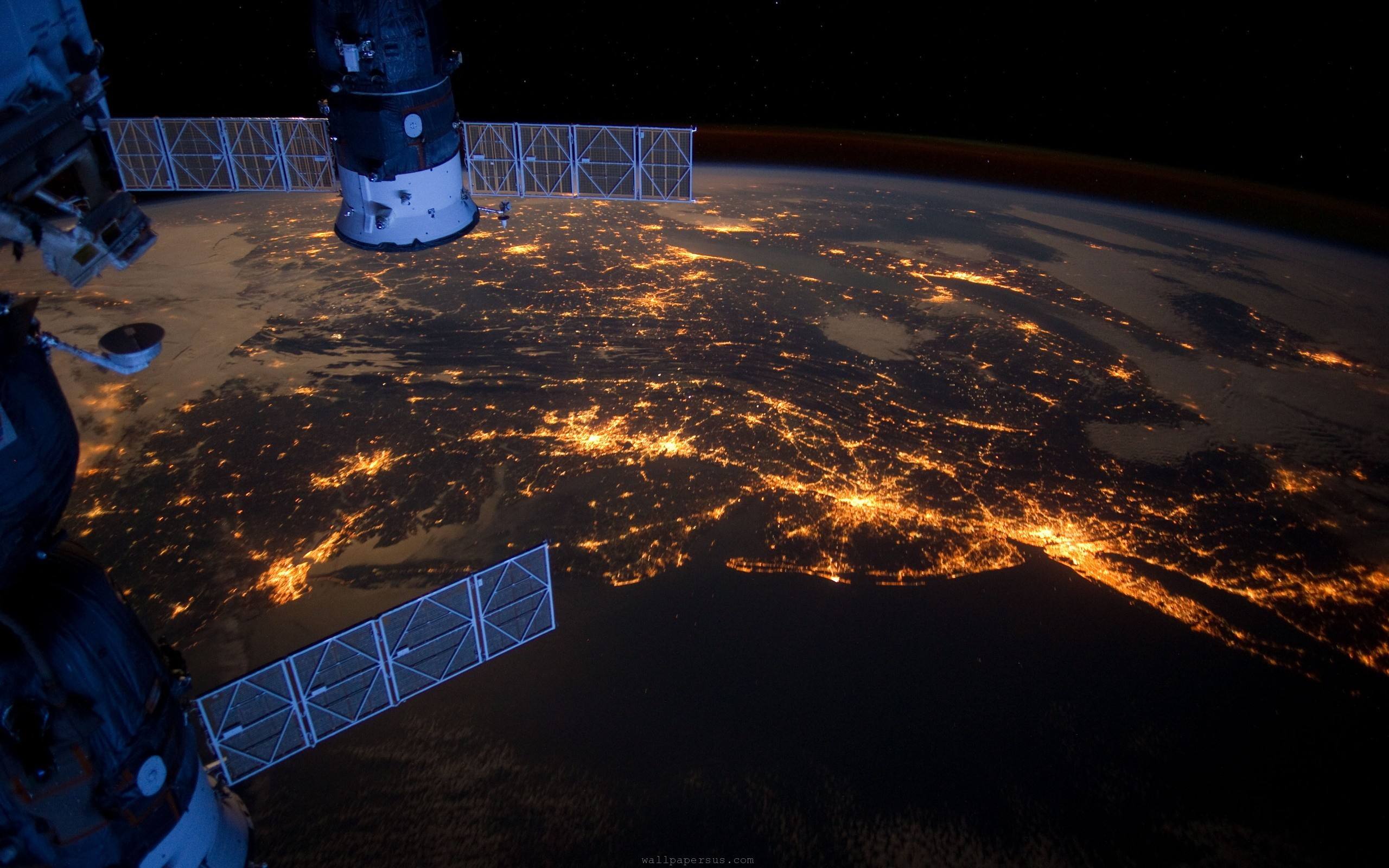 Earth From Space 6 High Resolution Wallpaper Wallpaper 2560x1600
