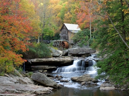 Babcock State Park 500x371