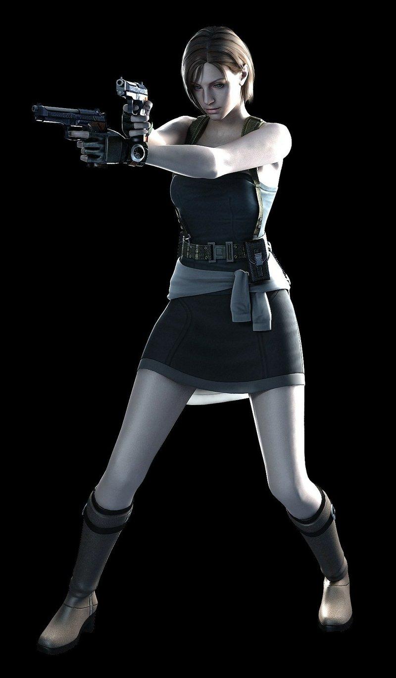 Free Download Resident Evil Jill Valentine 1059x1815 Wallpaper