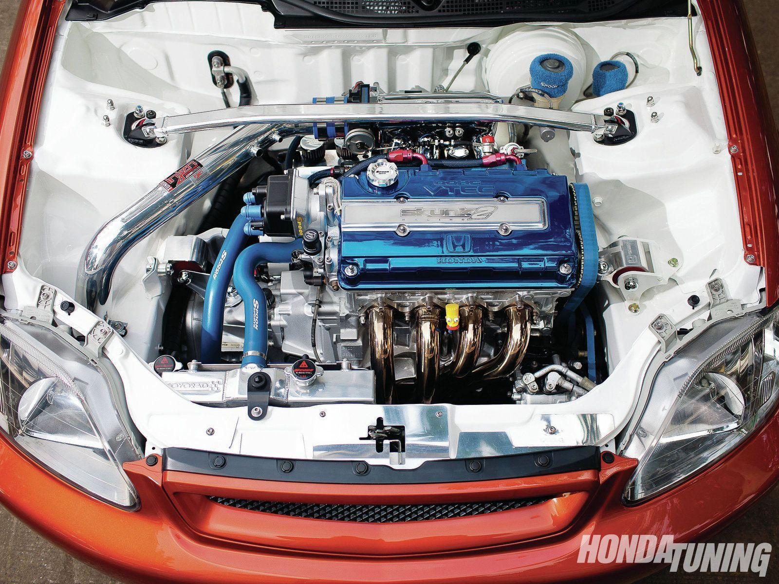Htup 1208 16 o2000 honda civic sedanB16A engine 2000 honda 1600x1200