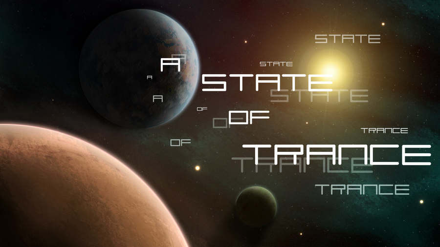 State of Trance Wallpaper by Xpl0s1v3 900x506