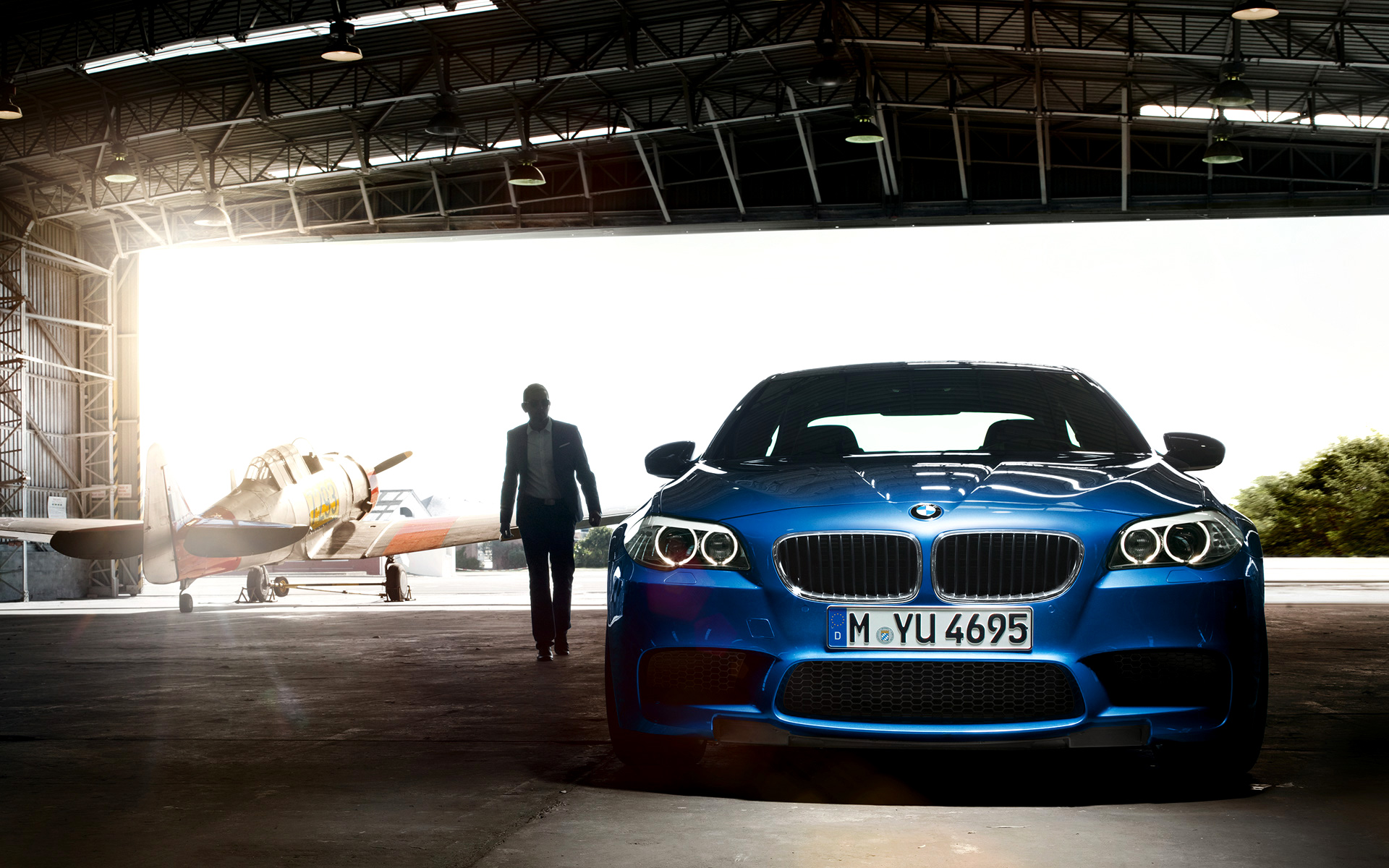 2012 BMW M5 F10 High res Wallpapers BMW POST 1920x1200