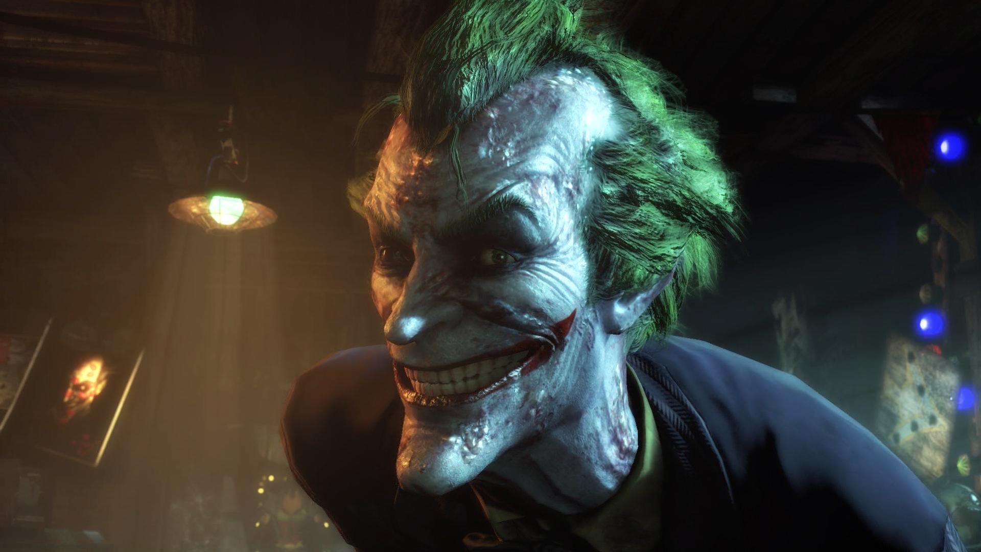 Batman Arkham City   Joker by Gelvuun 1920x1080