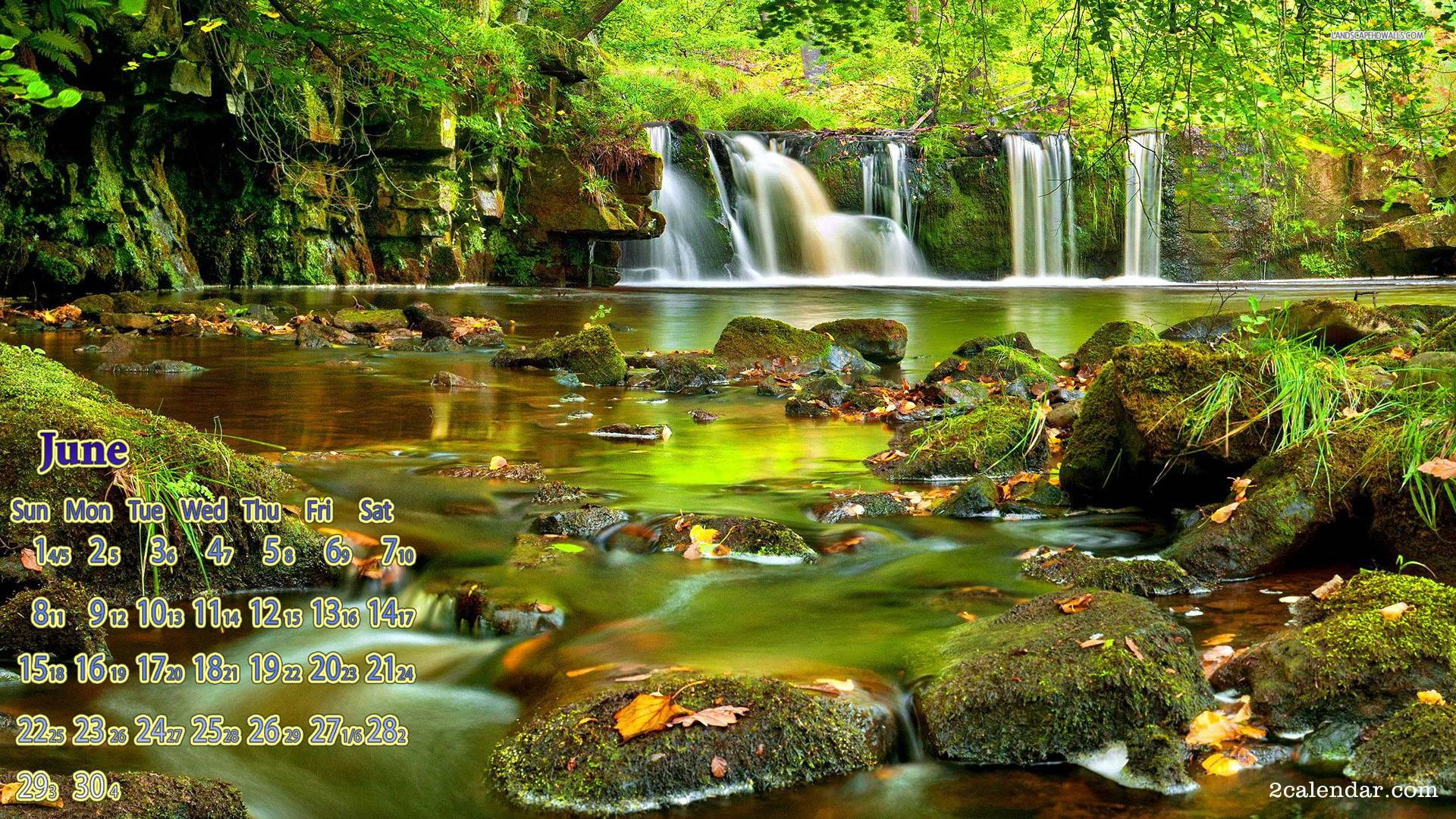 Desktop Wallpapers Calendar June 2015 1920x1080