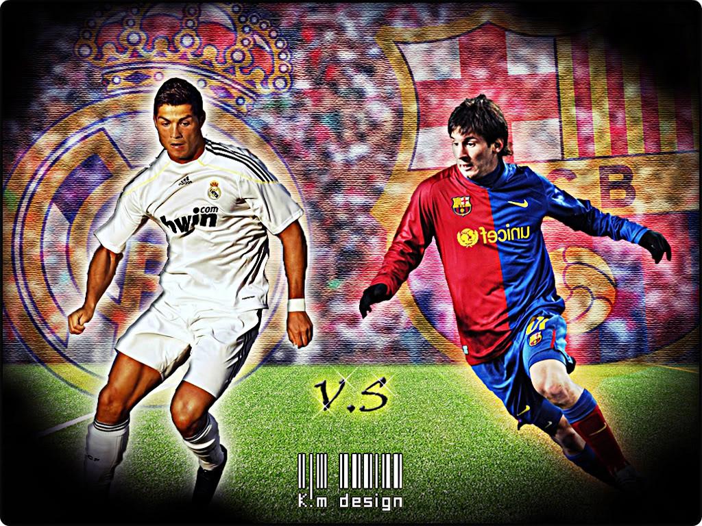Cristiano Ronaldo Vs Messi Meme 1024x768