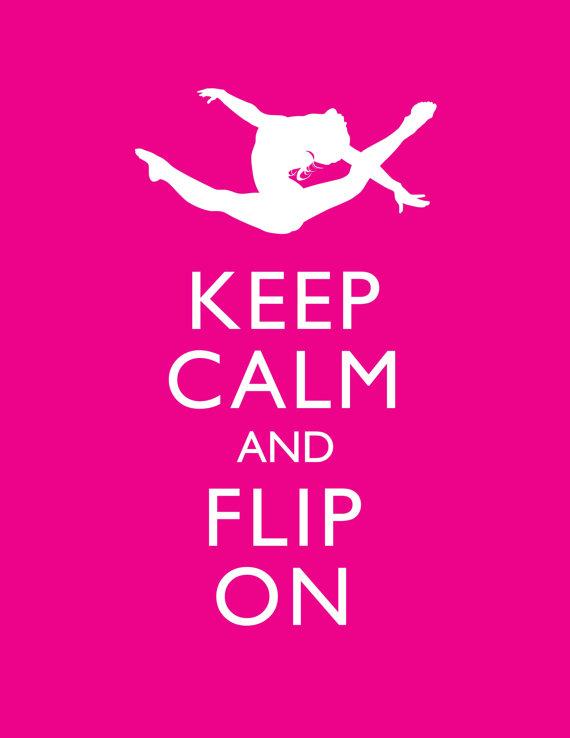 Cool Gymnastics Backgrounds Keep calm gymnastics print 570x738