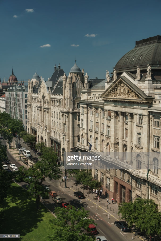 Aerial View Of Neoclassical Buildings With Parliament Building In 682x1024