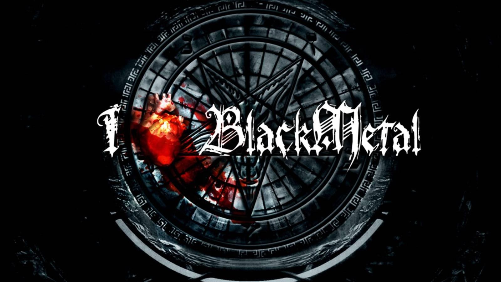 love bm   Black Metal Wallpaper 1600x900