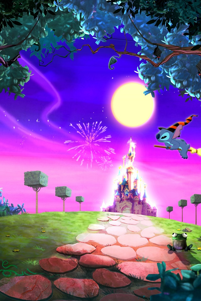 640x960 Disneyland Party Iphone 4 wallpaper 640x960