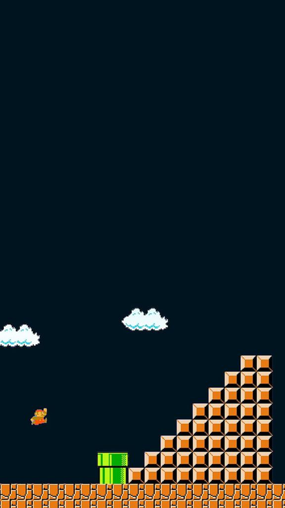 Super Mario Nintendo Wallpapers for Galaxy S5 576x1024