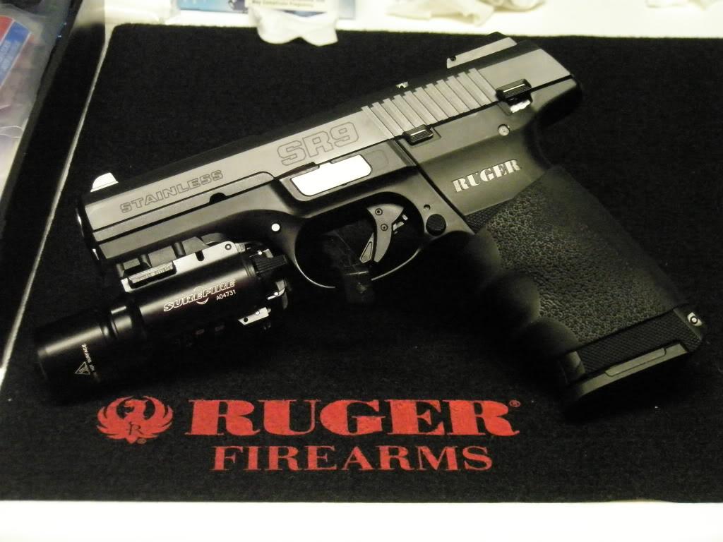 Ruger SR9   Pistolsmith 1024x768