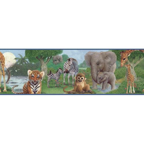 Elk Wallpaper Borders Wallpapersafari