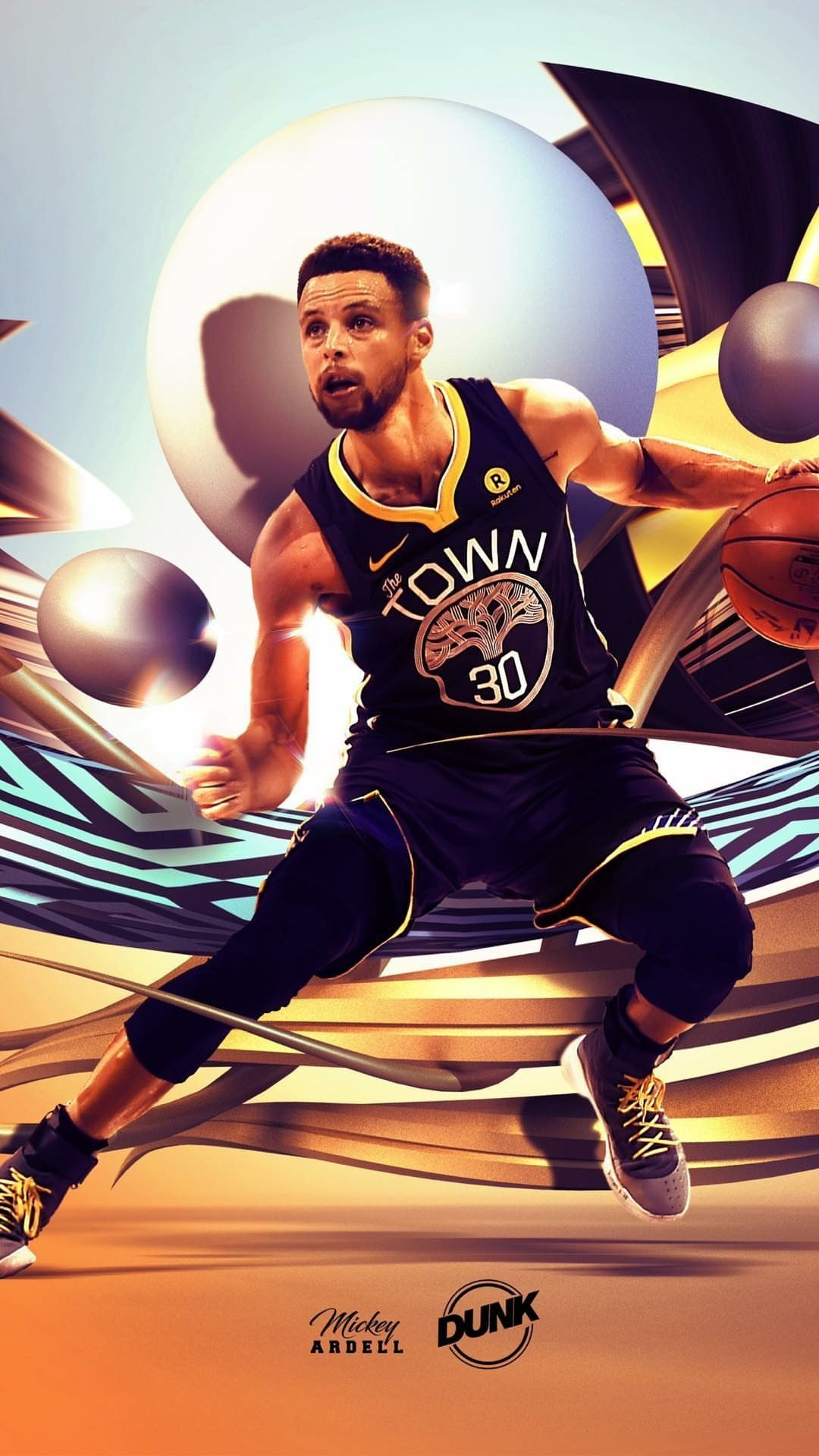 Stephen Curry 2020 Wallpapers 1080x1920