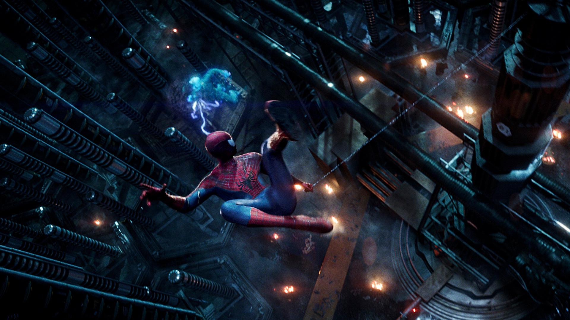 Spiderman Wallpaper Hd 1080p Electro vs spider man the 1920x1080