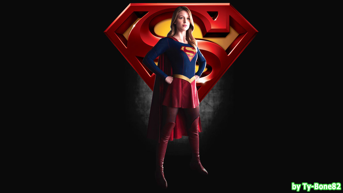 Supergirl TV Series Wallpaper