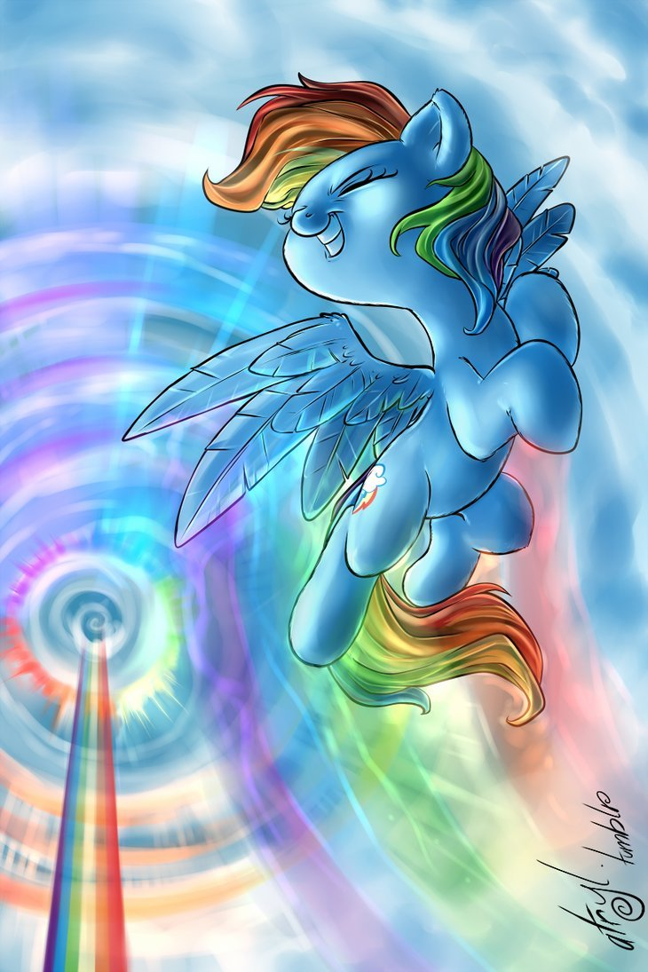 Rainbow Dash 10 Rainbow Dash Apps Directories 730x1095
