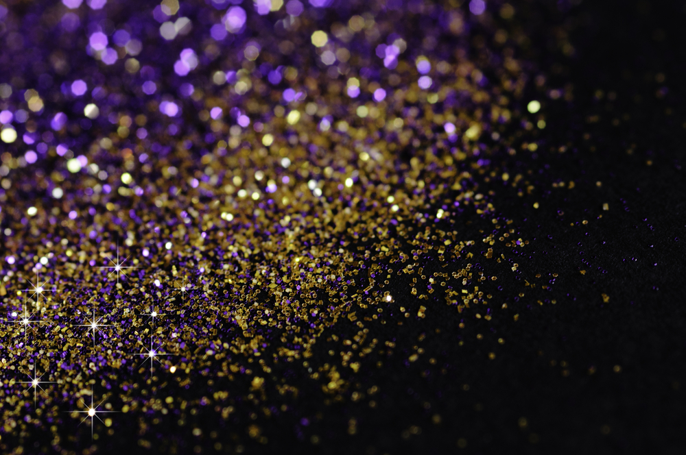 Black Sparkle Wallpaper - WallpaperSafari