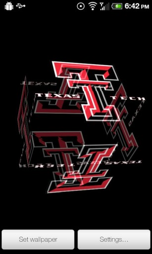 Download Texas Tech Live Wallpaper for Android by Dankei Coding 307x512