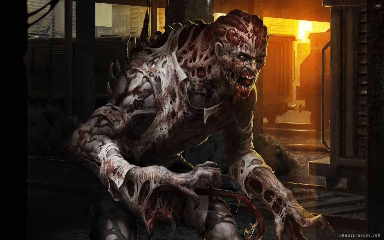 Dying Light Game HD Wallpaper   iHD Wallpapers 1280x800