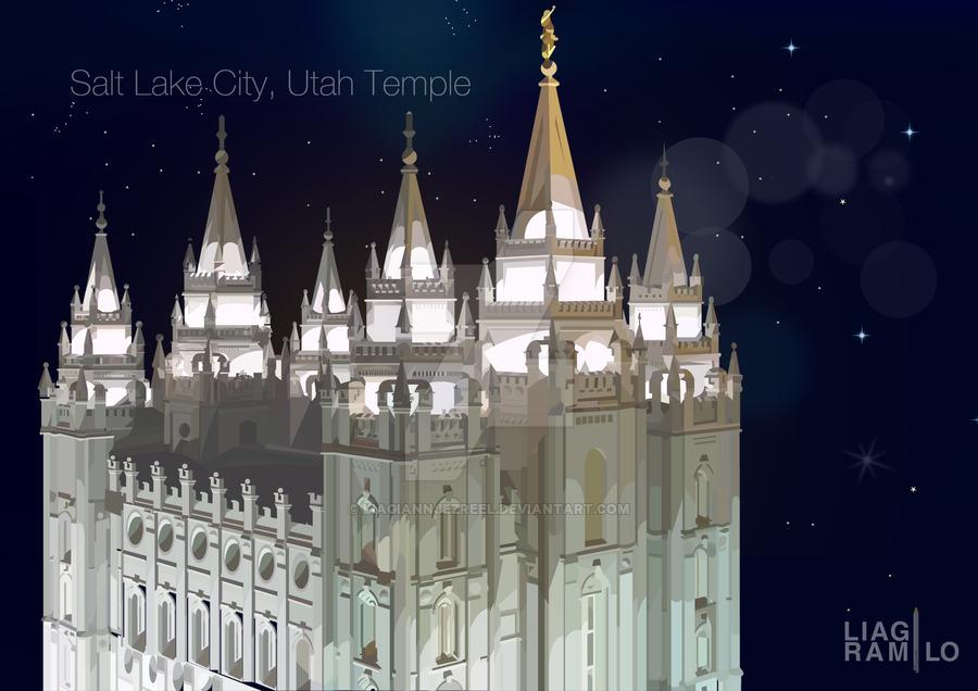 Salt Lake City Utah Temple
