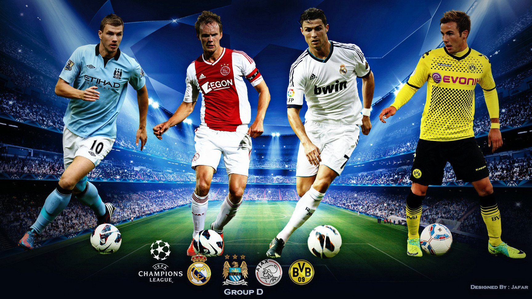 uefa champions league wallpaper wallpapersafari