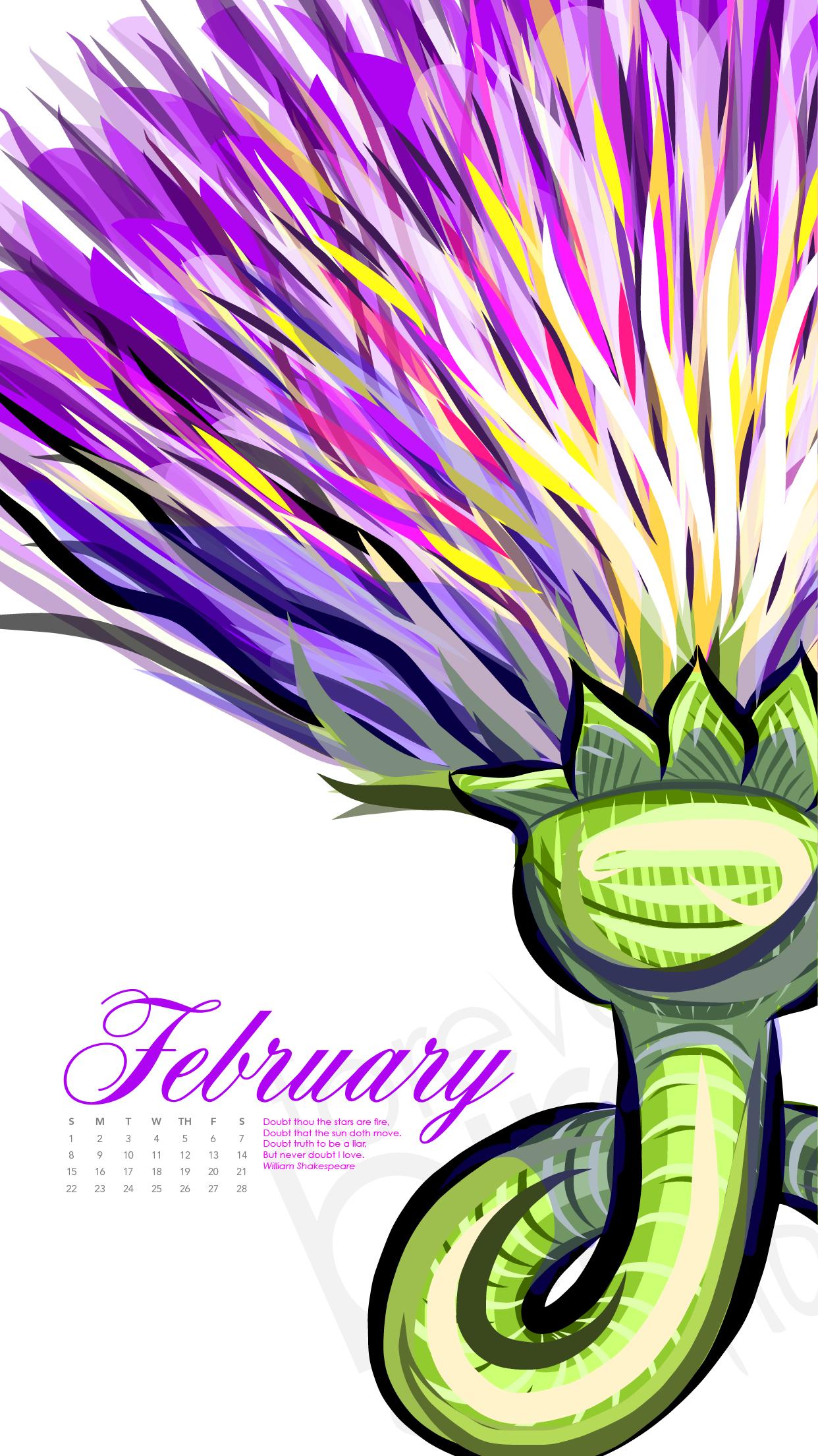 MitraCline Feb2015 Calendar22 1242x2208