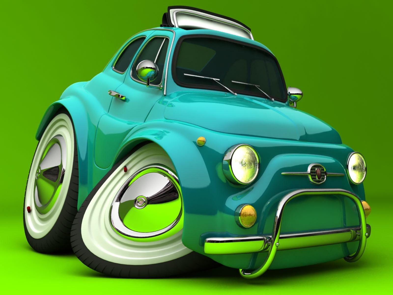 3D Car Wallpapers My First 3D Car Backgrounds My First 3D Car 1600x1200