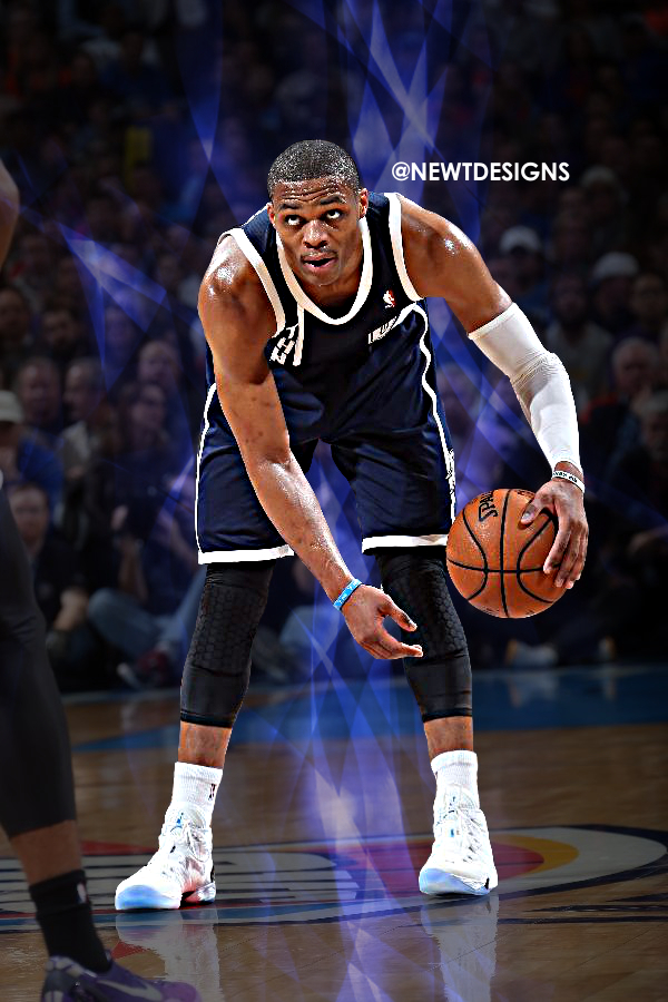 Russell Westbrook Wallpaper Iphone 600x900