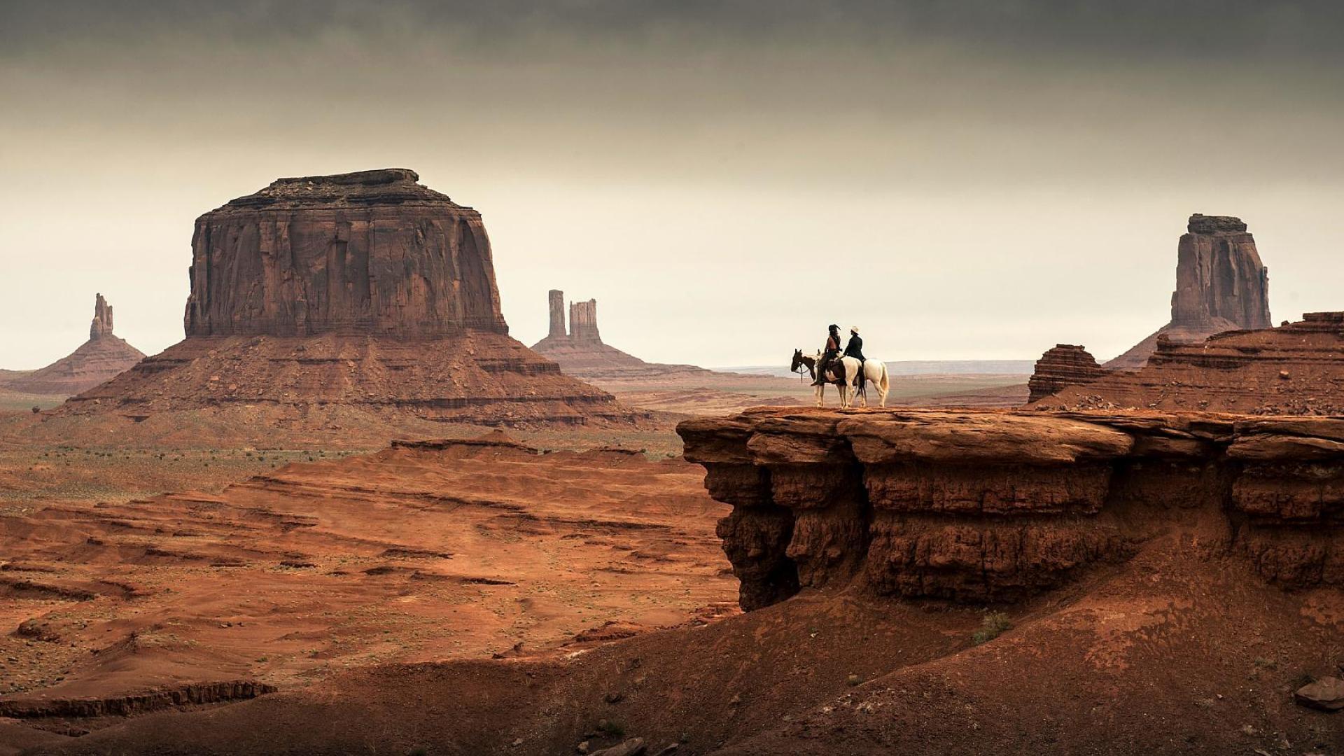 Western Cowboy Scene Desktop Wallpapers   Top Western Cowboy 1920x1080