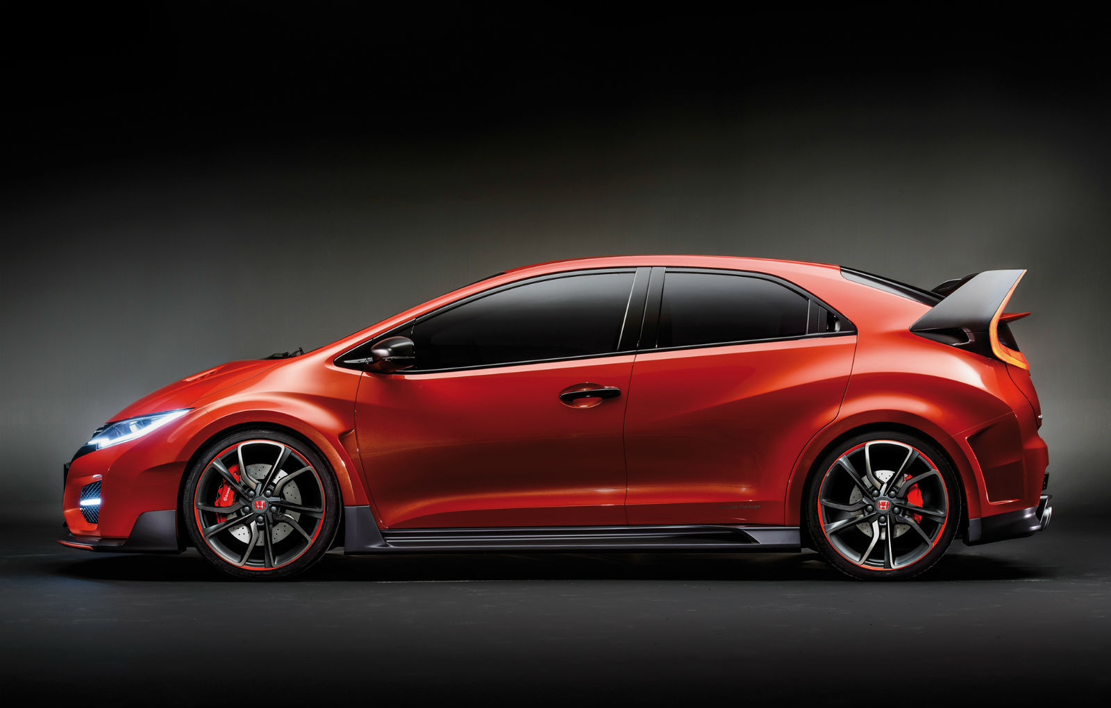 2015 Honda Civic Type R Sport Car Wallpaper   HD 1600x1020