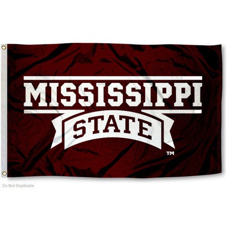 mississippi state university script 3x5 flag our mississippi state 750x494