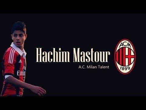 HACHIM MASTOUR The Future of Football Amazing skills 480x360
