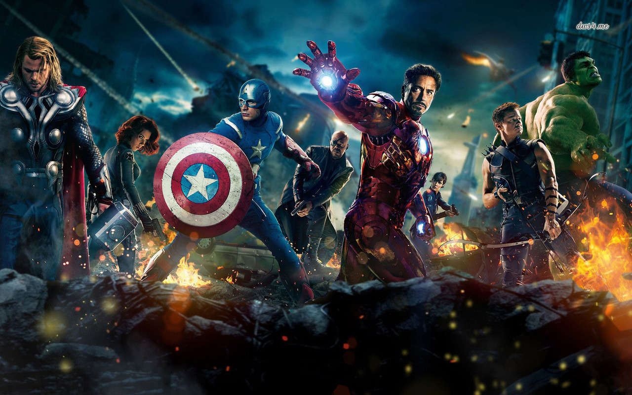 The Avengers wallpaper   Movie wallpapers   11048 1280x800