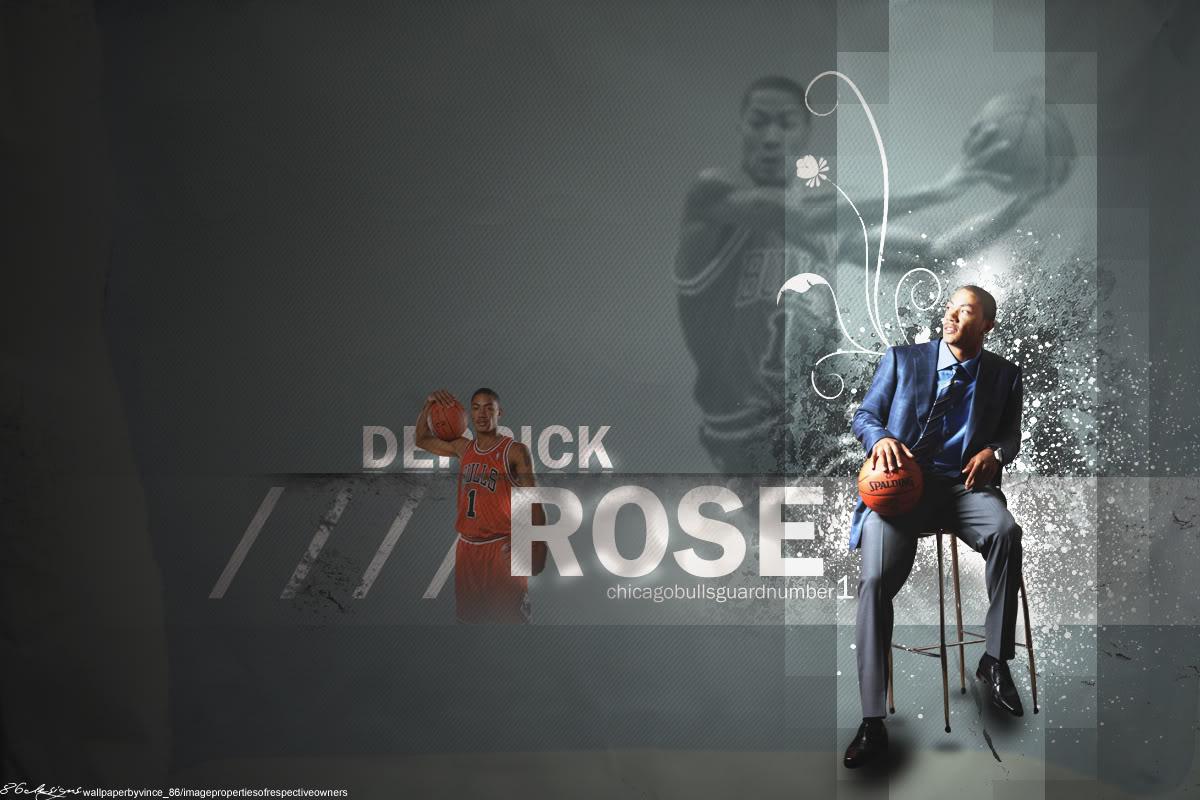 Derrick Rose Wallpaper Derrick Rose Desktop Background 1200x800