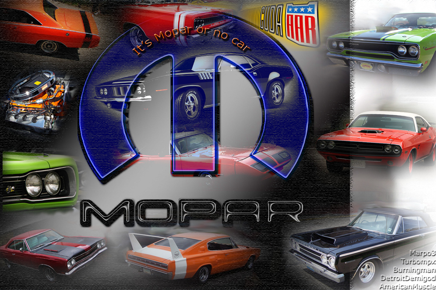 Mopar Logo Wallpaper Wallpapersafari