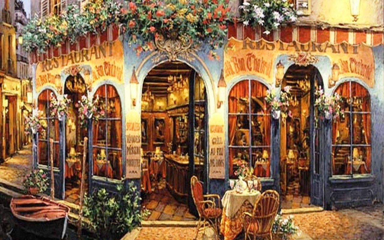 Cafe de Paris wallpaper   ForWallpapercom 1280x800