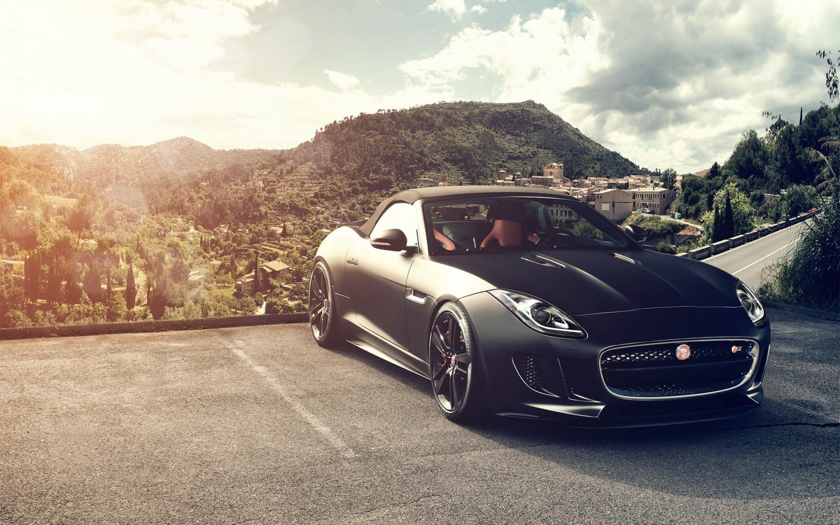 Jaguar F Type HD Wallpapers 8 1680x1050