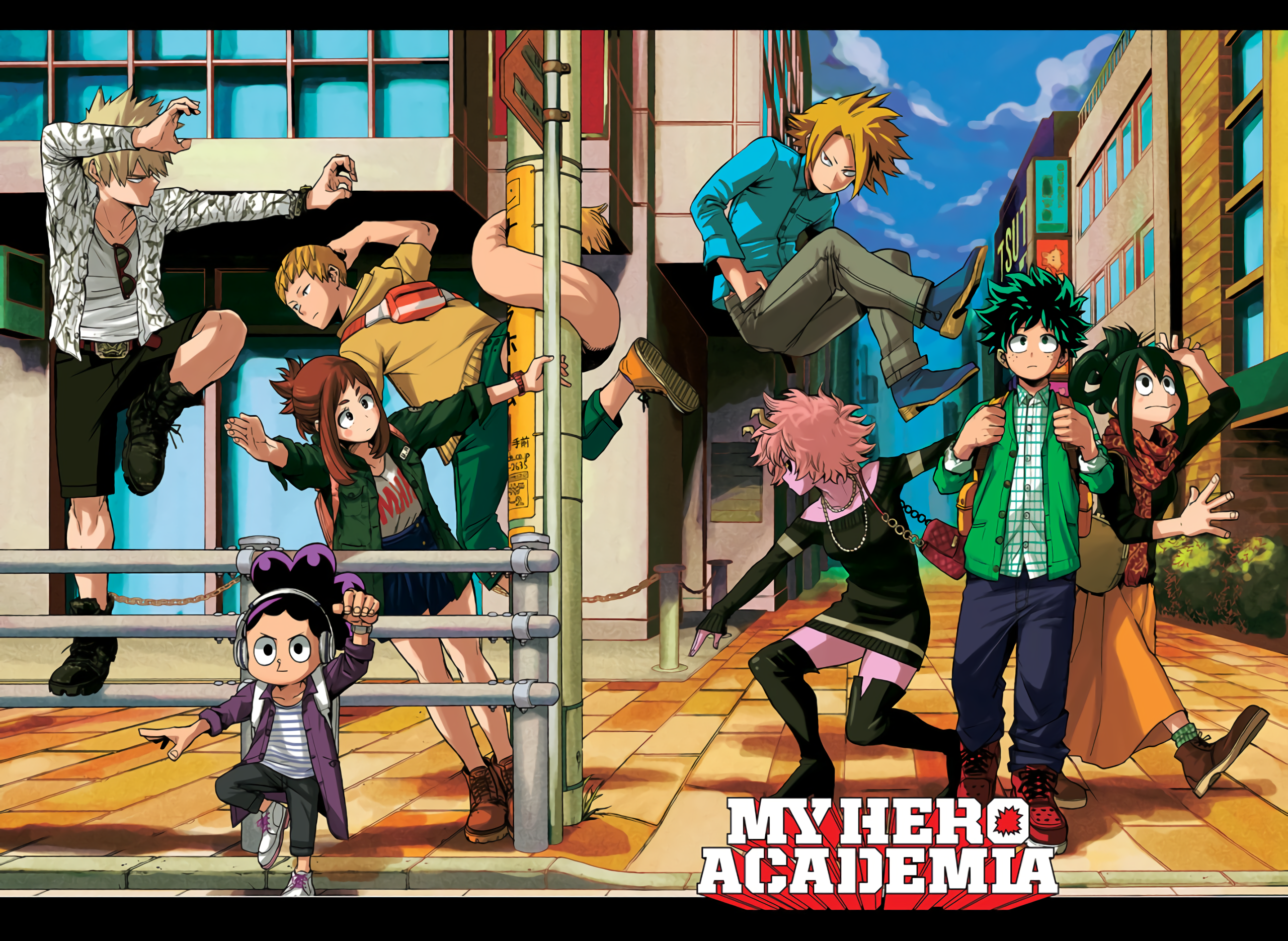 My Hero Academia Season 4 Wallpapers   Top My Hero Academia 2560x1870