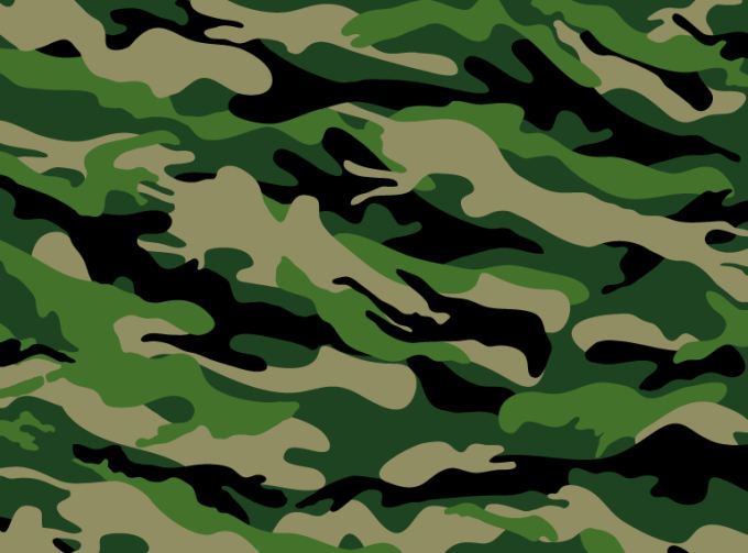 camouflage wallpaper border   weddingdressincom 680x503