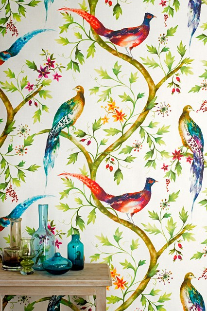 Orla Wallpaper   Wallpaper Ideas Designs houseandgardencouk 426x639