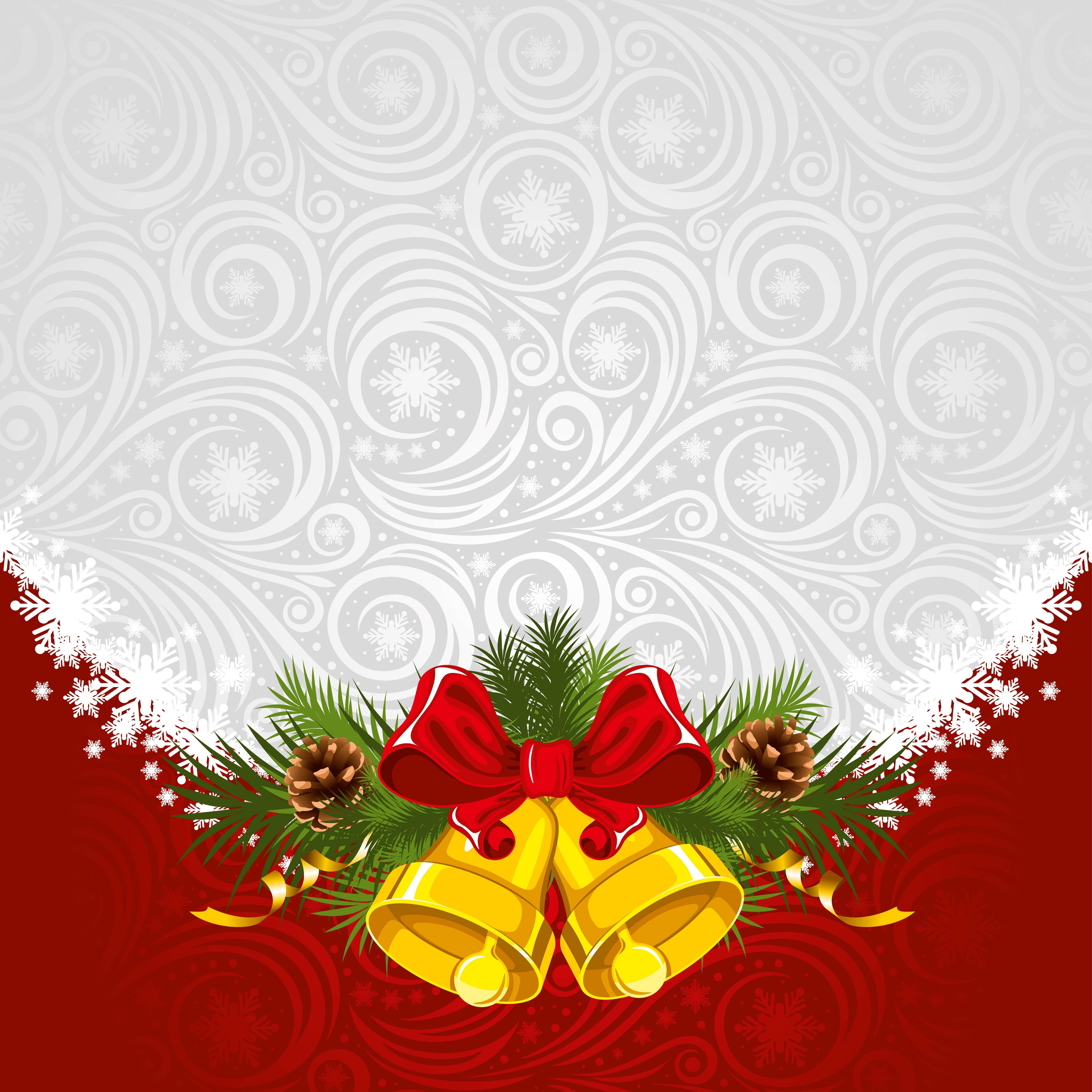 Christmas Backgrounds Image 4618x4617