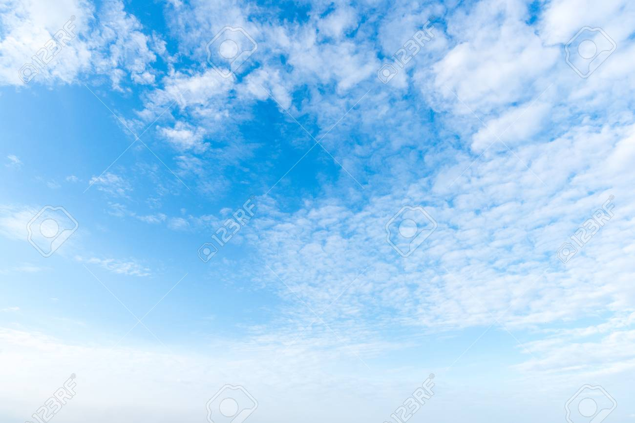 Clear Blue Sky Backgroundclouds With Background Stock Photo 1300x867