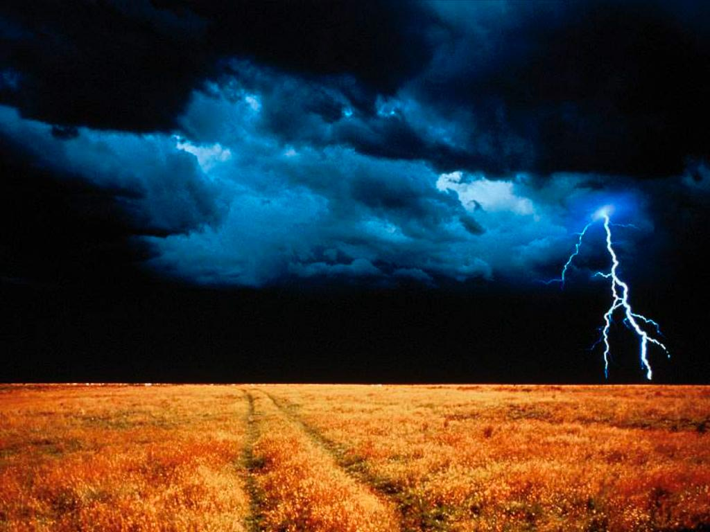 HD Storm Wallpaper For Desktop Background 1024x768