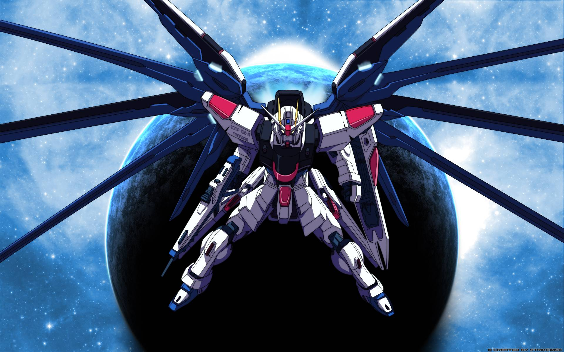 Gundam Seed Wallpapers 1920x1200